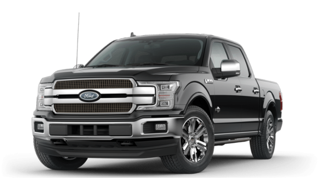 2020 Ford F-150 King Ranch 4WD SuperCrew 5.5 Box Pickup Truck